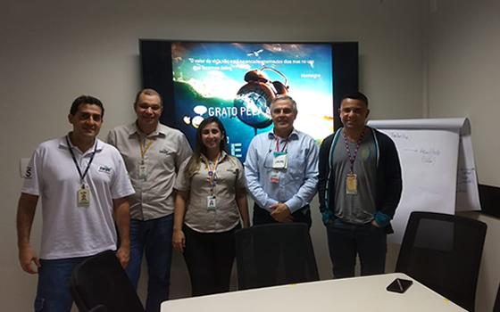 Jaime Wagner ministra curso na Cargill Itumbiara