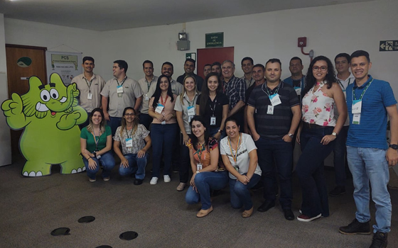 PowerSelf realiza curso in company na Cargill